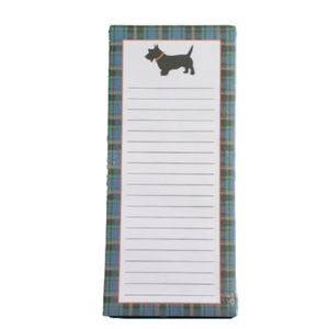 Other - Free with Purchase! NWT Scottie Dog Magnetic Pad